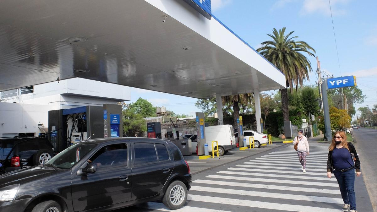 Aumento de combustibles