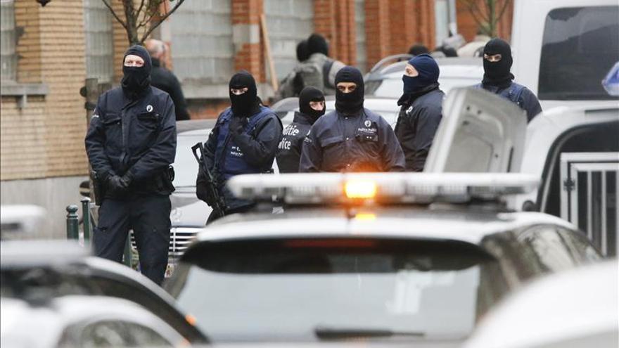 Nueva operación policial en Bélgica relacionada con los atentados de París