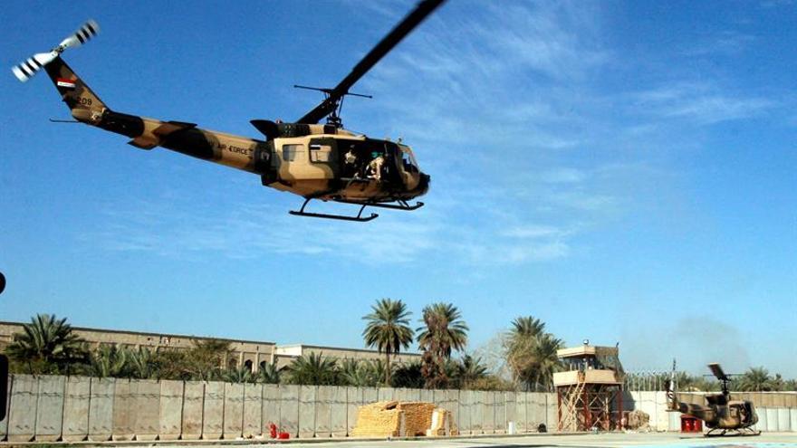 La Fuerza Aérea iraquí lanza 4 millones de cartas para dar aliento a Mosul