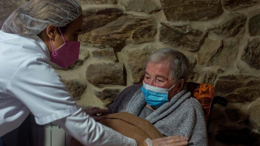 Una jueza pide el protocolo de Madrid en residencias al inicio de la pandemia