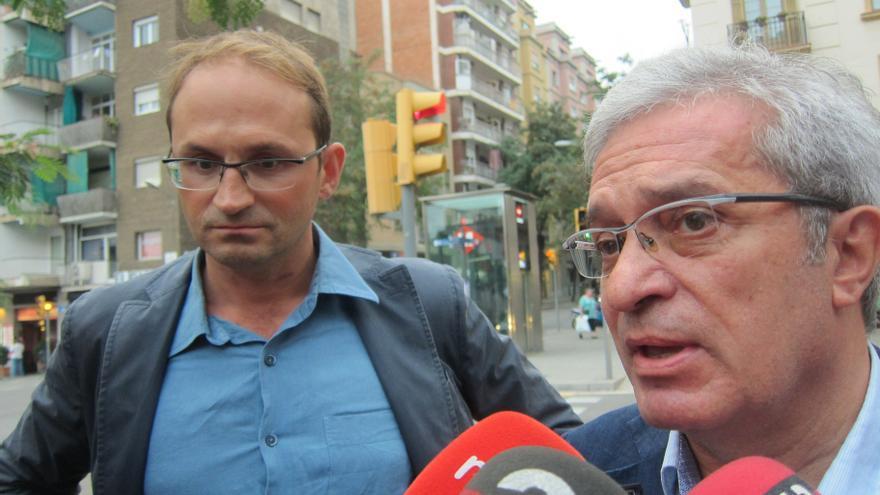 """Herrera (ICV) asegura que se ha """"extralimitado"""" de sus funciones al hacer política"""