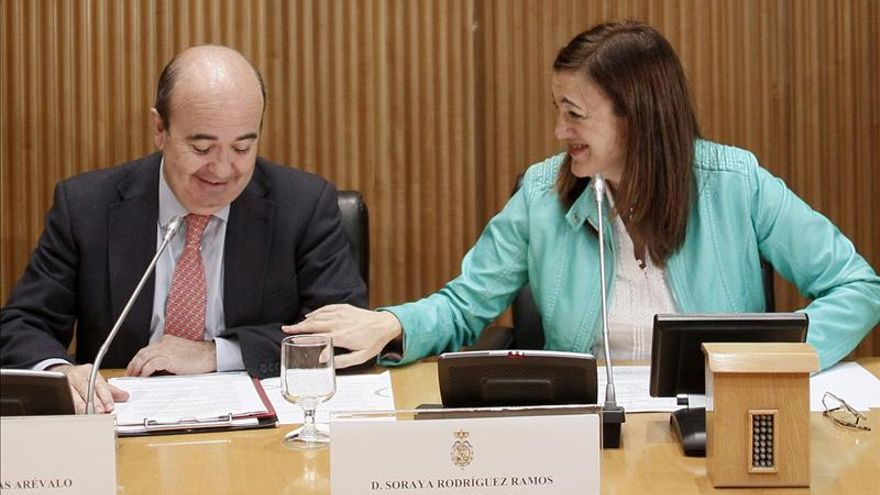 El PSOE recurrirá al Constitucional si el Gobierno sigue adelante con la reforma local