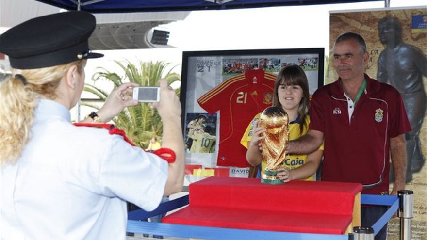 De la muestra de la Copa del Mundo #3