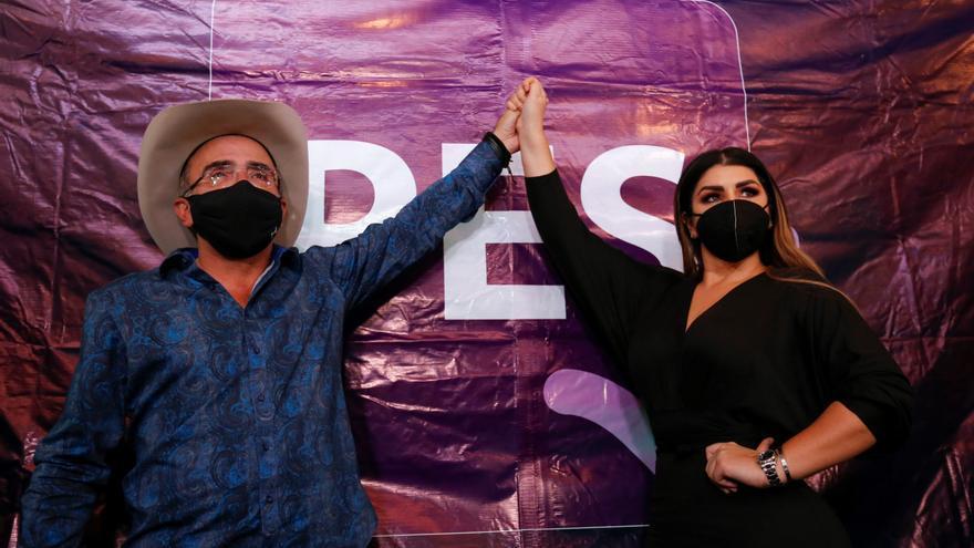 El cantante Vicente Fernández Jr. anuncia su candidatura a diputado en México
