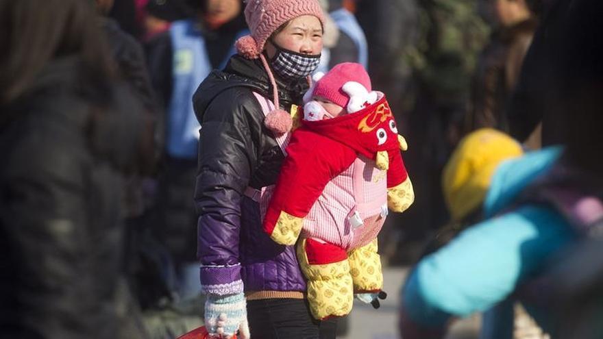 Dos millones de parejas chinas solicitaron tener un segundo hijo en 2015