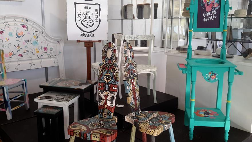 Espacio 'Diseño y Artesanía' en FARCAMA