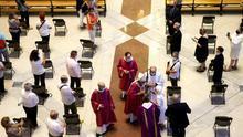 La Generalitat expedientará a la Iglesia por la misa de las víctimas de COVID