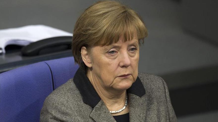 """Merkel promete investigar una tragedia que ha cobrado una """"dimensión inimaginable"""""""