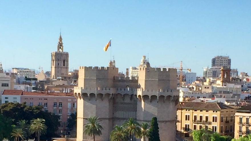 El Ayuntamiento reordenará el tráfico en el entorno de las Torres de Serranos