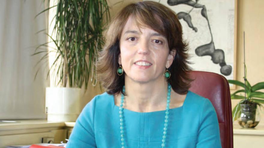 Belén Navarro. (Consejo General de Colegios de Gestores Administrativos de España)