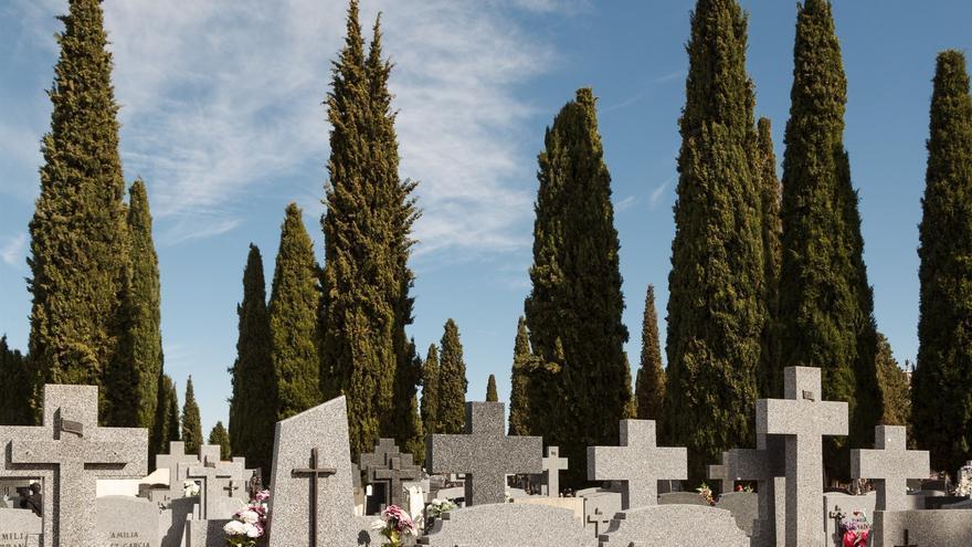Cementerio de Guadalajara. FOTO: Ayuntamiento de Guadalajara
