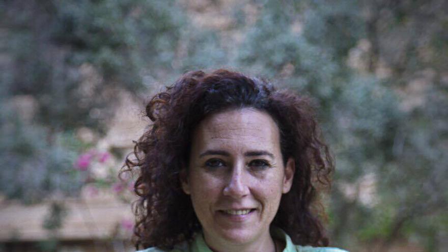 Neus Fábregas, concejala de Participación de València en Comú
