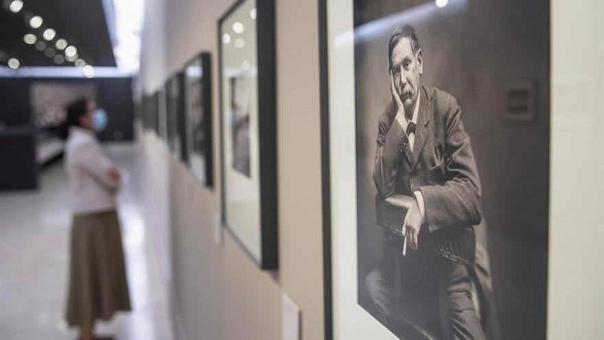 'Galdós en el laberinto de España', el homenaje de Madrid al escritor canario