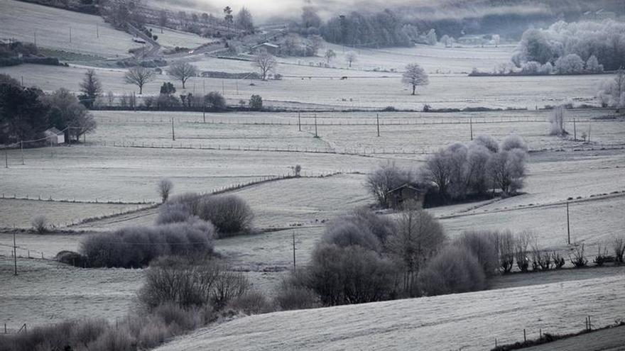 Nochevieja y Año Nuevo, mucho frío con mínimas entre 5 y 8 grados bajo cero