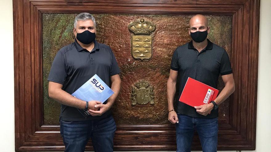 """Los sindicatos policiales de las Islas reclaman el """"derecho"""" que permita la movilidad entre la Policía Canaria y la Nacional"""