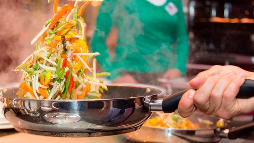 Turismo gastronómico, cursos de cocina