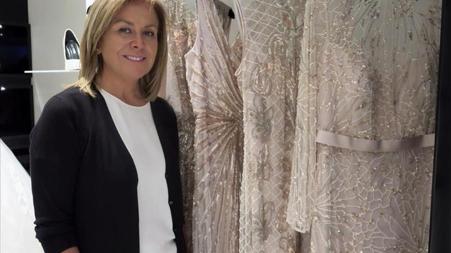 Rosa Clará abrirá la Barcelona Brial Week con su colección número veinte