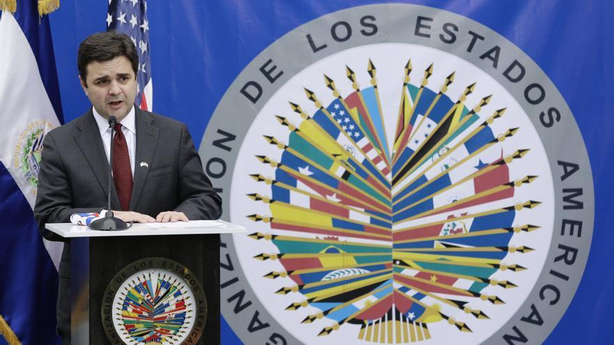 El enviado especial de EE.UU. intentó sin éxito reunirse con Bukele, según un medio