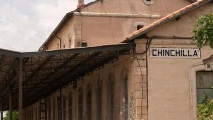 Estación de Chinchilla (Albacete)
