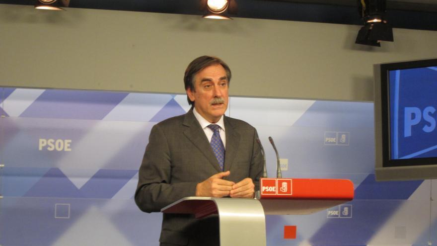 """Valeriano Gómez: Cataluña no debe quedar en """"peor posición"""" respecto de las CCAA beneficiarias de su solidaridad"""