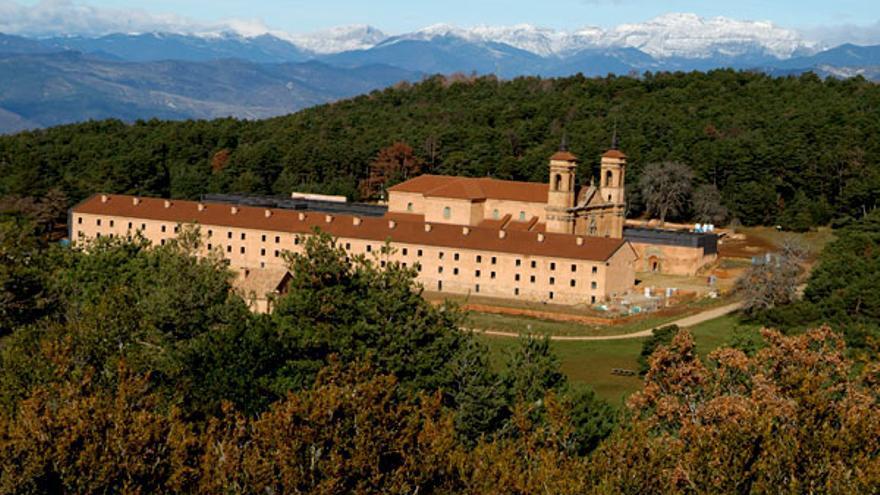 El monasterio nuevo de San Juan de la Peña acogerá exposiciones acerca del exilio y la enseñanza en la II República