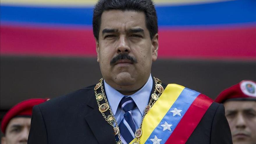 """Maduro reitera que """"se acabó el juego"""" golpista aunque """"chillen los gringos"""""""