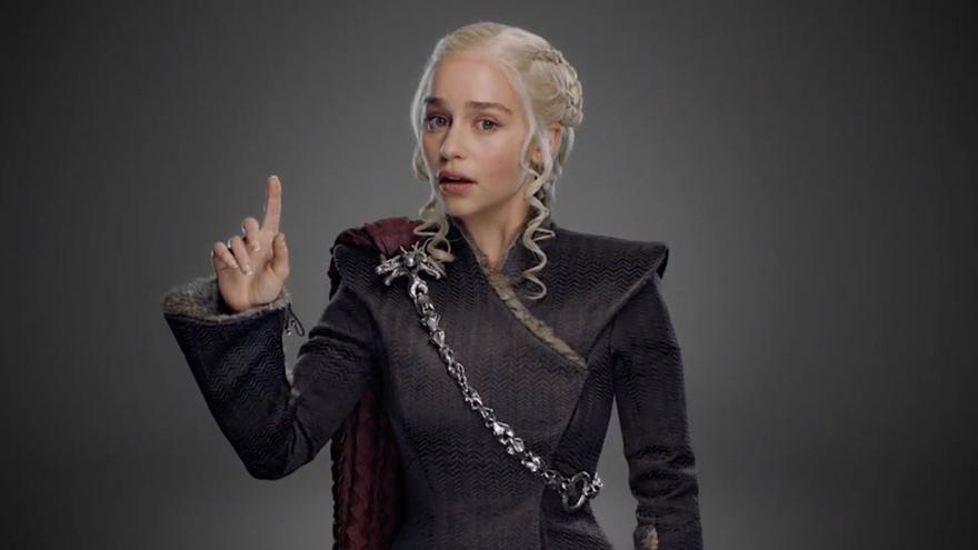 Emilia Clarke, en la séptima temporada de 'Juego de Tronos'