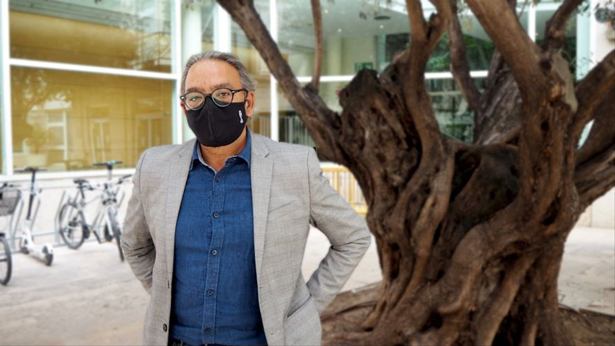 Manolo Mata, portavoz del PSPV en las Corts Valencianes y abogado penalista.