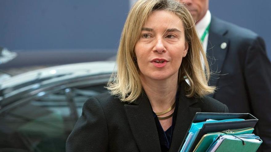 Los ministros de la UE abordarán el golpe en Turquía, el terrorismo y la situación en Venezuela
