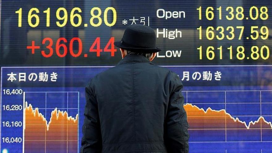 La Bolsa de Tokio abre con pérdidas del 0,1 por ciento