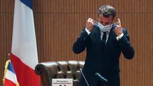 Emmanuel Macron vuelve a apoyarse en la derecha en la remodelación del Gobierno