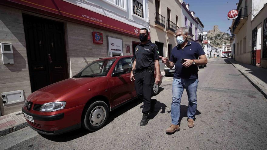 Belmez (Córdoba) cambia trabajo comunitario por multas de tráfico