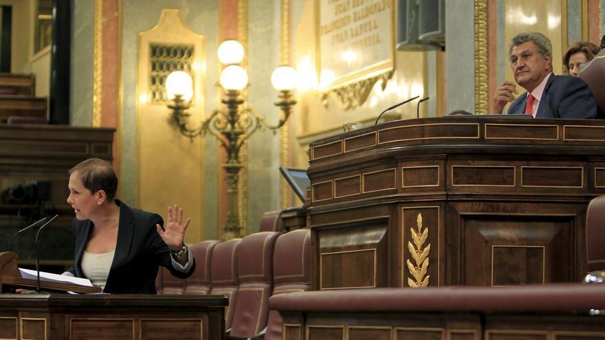 Posada, satisfecho de que el pleno del Congreso haya discurrido con normalidad