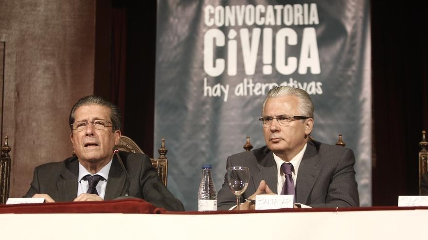 La coalición que apadrinó Baltasar Garzón y que abandonó Talegón, litiga con la JEC para validar sus listas