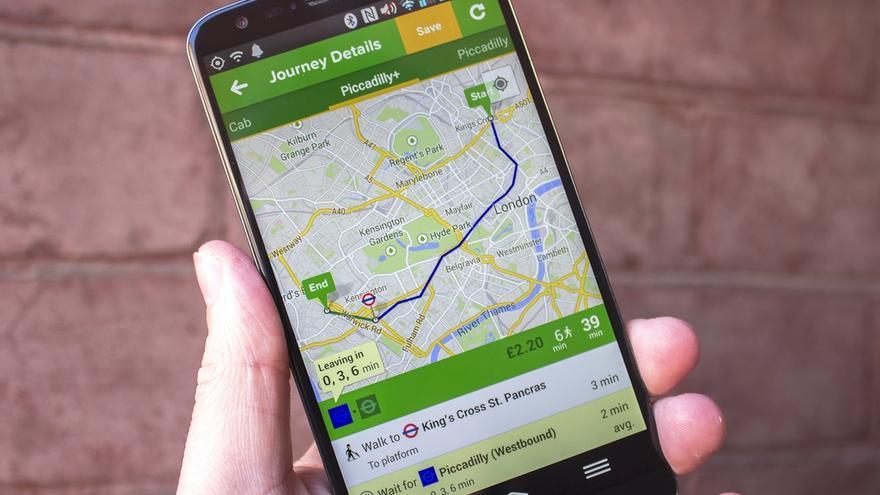 Cittymapper, 'la app' que se convirtió en autobús