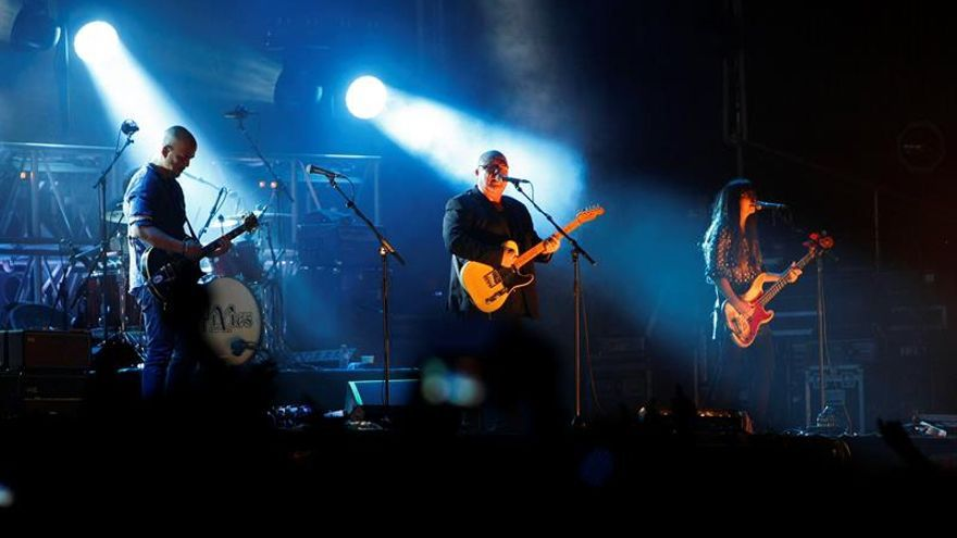 La Casa Azul y Pixies nombran al Low patrimonio de la humanidad festivalera