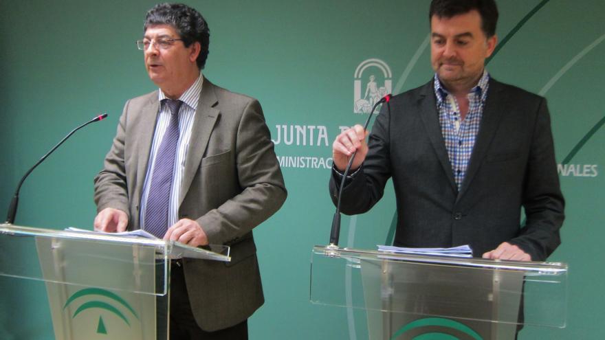 """Valderas asegura que Maíllo tiene toda su confianza y que puede marcar """"un nuevo estilo"""" en la dirección de IULV-CA"""