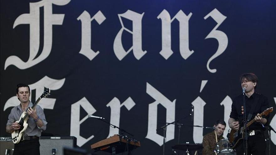 Franz Ferdinand, Vampire Weekend, Foals y Amaral, en el DCODE 2013 de Madrid