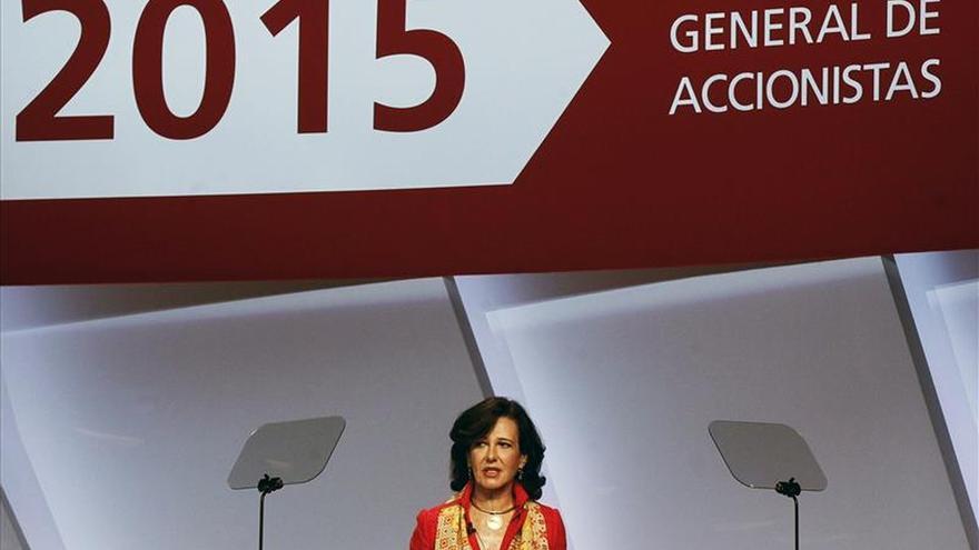 El Santander lanza la Cuenta 1/2/3 para elevar la vinculación del cliente