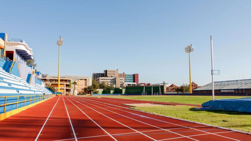 Estadio de la Ciudad Deportiva de Gran Canaria