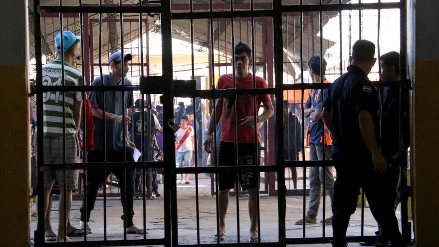 Justicia cierra la mayor cárcel de Paraguay por dos casos de coronavirus
