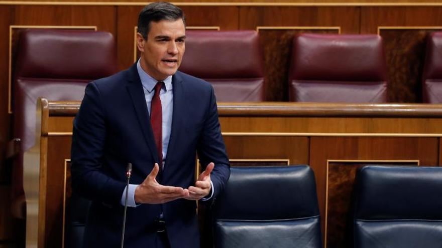 """Sánchez a Casado: """"Criticar todo del Gobierno es insulto a la inteligencia"""""""