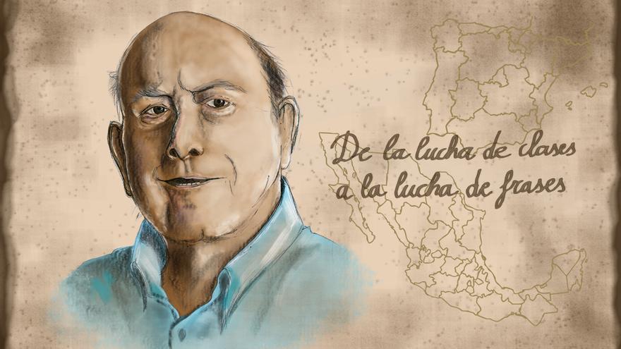 Ilustración de Eulalio Ferrer. | INMA VÍNEZ