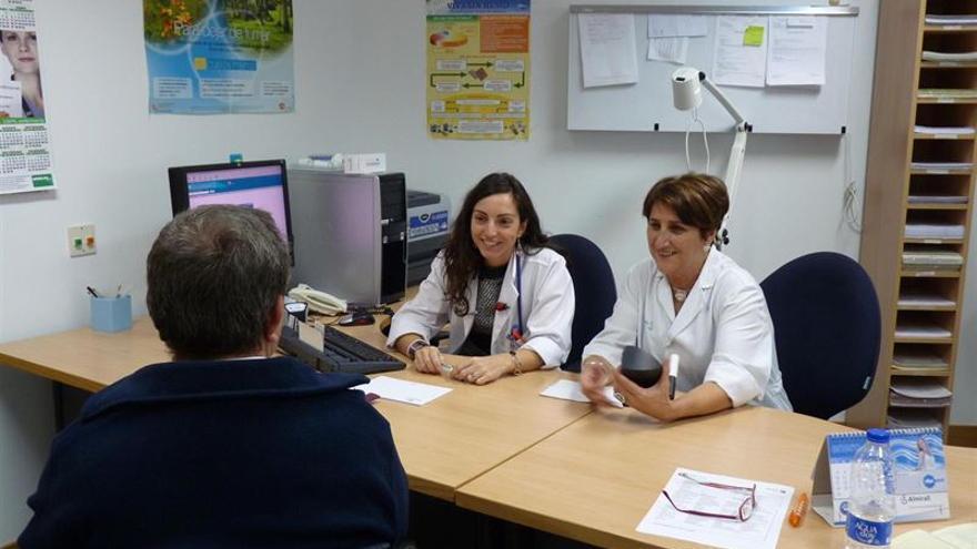 Consulta médica del SESCAM / Foto: SESCAM