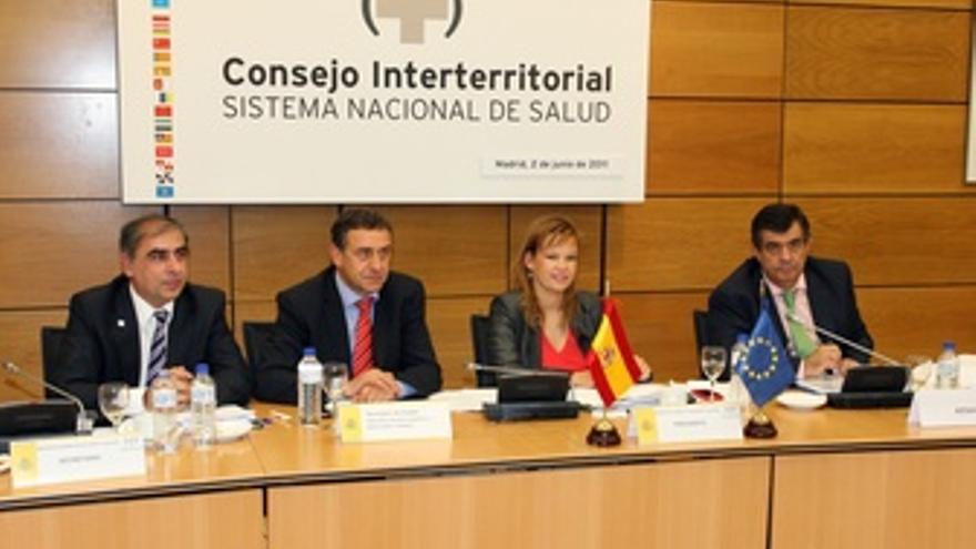 Consejo Interterritorial Junio 2011