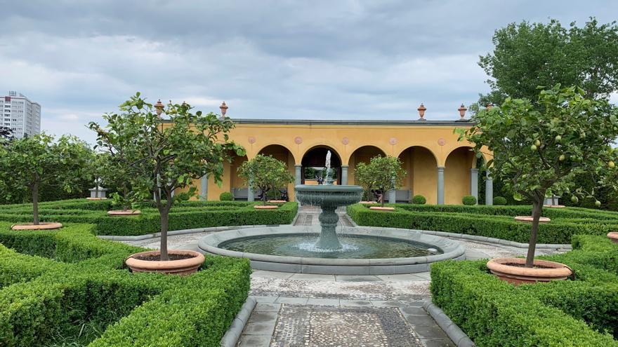 De Granada a China sin salir de Berlín, los Jardines del Mundo