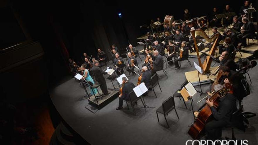 La Orquesta en el Teatro Góngora | TONI BLANCO