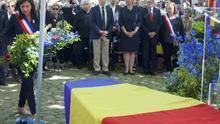 París entierra con todos los honores al fotógrafo español de Mauthausen