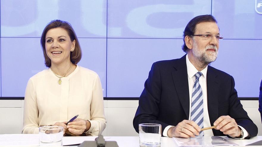 Rajoy apoyará este martes a Monago en Don Benito (Badajoz) y a Cospedal en Talavera de la Reina (Toledo)