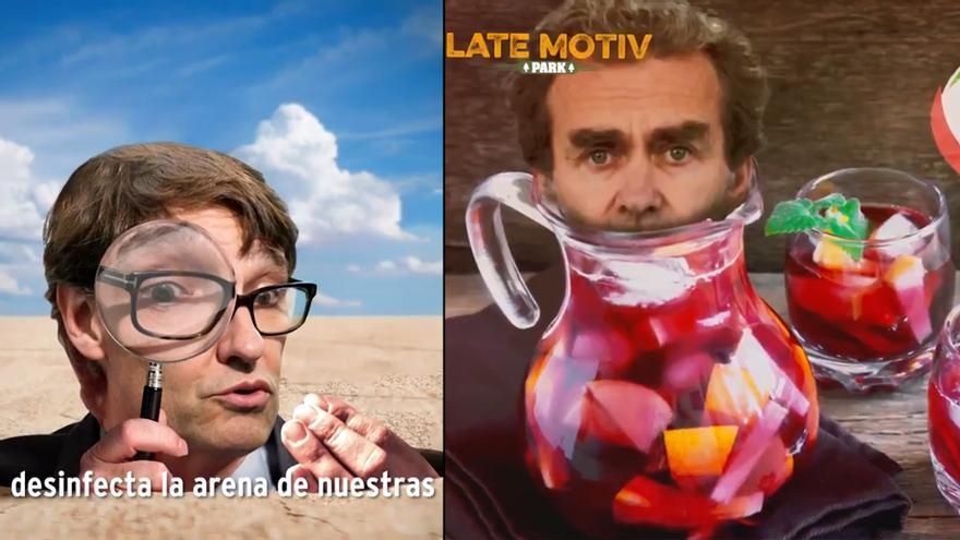 'El Intermedio' y 'Late Motiv', con Illa y Simón